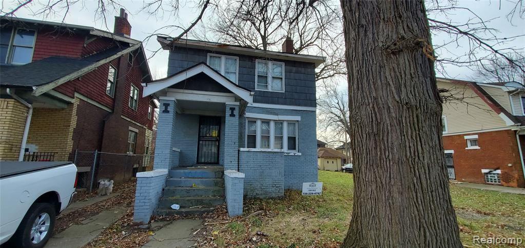 2025 COLLINGWOOD ST, Detroit, MI 48206-1555 - #: 40020396