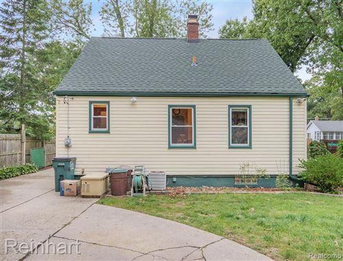 Tiny photo for 2130 HYLAND ST, Ferndale, MI 48220-1243 (MLS # 40109403)