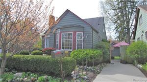 Photo of 84 WELLESLEY DR, Pleasant Ridge, MI 48069-1243 (MLS # 21601405)
