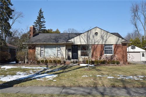 Photo of 16206 WETHERBY ST, Beverly Hills, MI 48025-5559 (MLS # 40029405)