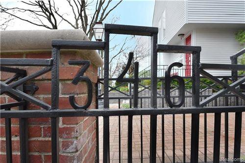 Tiny photo for 346 W BROWN ST, Birmingham, MI 48009-1468 (MLS # 40070405)