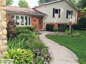 Photo of 8181 Lake Crest Drive, Ypsilanti, MI 48197 (MLS # 31365406)