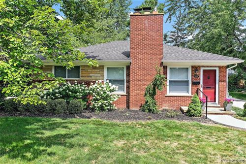 Photo of 16938 WETHERBY ST, Beverly Hills, MI 48025-5561 (MLS # 40092406)