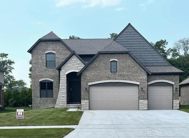 Photo of 21837 Rio Grande Drive, Macomb Township, MI 48044 (MLS # 31398406)