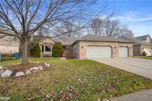 Photo of 19669 Driftwood Dr, Clinton Township, MI 48038 (MLS # 50001415)