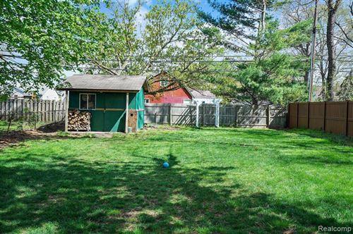 Tiny photo for 637 MILLARD AVE, Royal Oak, MI 48073-2712 (MLS # 40169416)