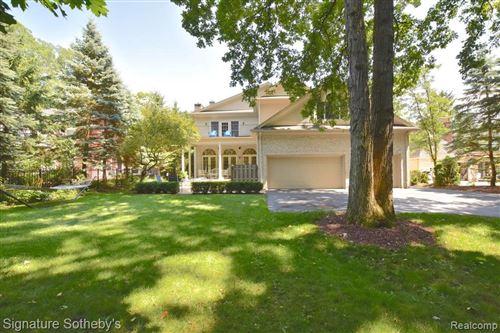 Tiny photo for 603 HUPP CROSS RD, Bloomfield Hills, MI 48301-2435 (MLS # 40072417)