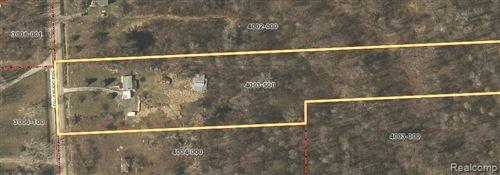 Photo of 1180 STURDEVANT RD, Kimball, MI 48074- (MLS # 30785426)