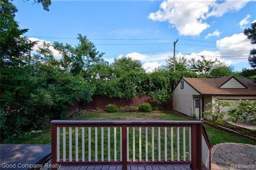Tiny photo for 14 WOODSIDE PARK BLVD, Pleasant Ridge, MI 48069-1041 (MLS # 40124426)