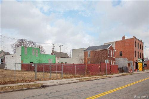 Tiny photo for 1524 BAGLEY ST, Detroit, MI 48216-1907 (MLS # 40113432)
