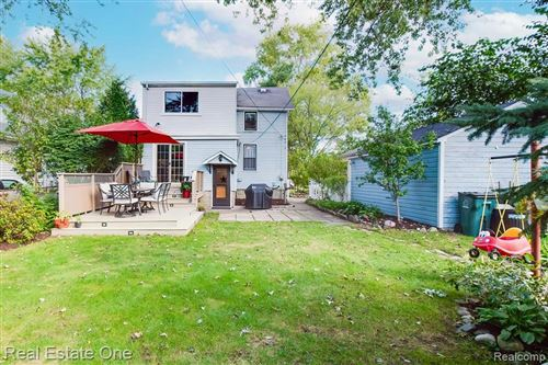 Tiny photo for 277 W HAZELHURST ST, Ferndale, MI 48220-1822 (MLS # 40242435)