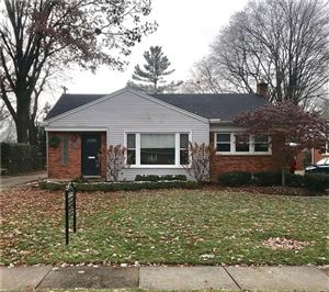 Photo of 17165 BUCKINGHAM AVE, Beverly Hills, MI 48025-3205 (MLS # 21521436)