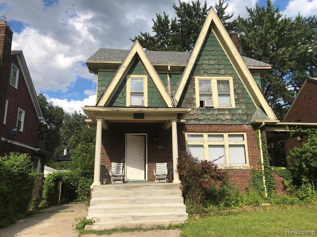 3614 CHATSWORTH ST, Detroit, MI 48224-3448 - #: 21648436