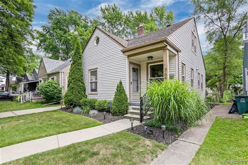 Tiny photo for 764 CHANNING ST, Ferndale, MI 48220-3512 (MLS # 40181444)