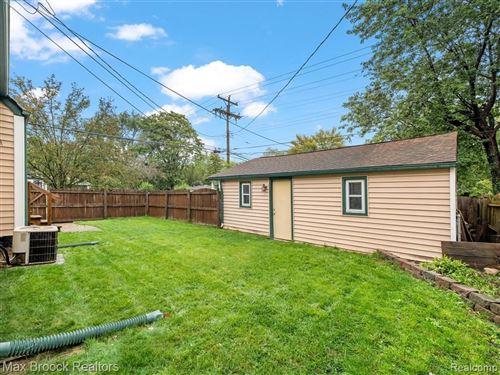 Tiny photo for 4358 OLIVIA AVE, Royal Oak, MI 48073-1604 (MLS # 40245447)