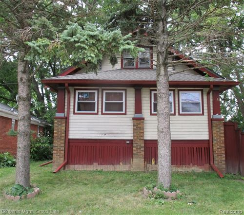 Photo of 22838 RAUSCH AVE, Eastpointe, MI 48021-1881 (MLS # 30776453)