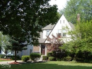 Photo of 797 Lincoln, Grosse Pointe, MI 48230 (MLS # 31387461)