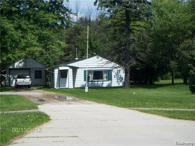 4584 GRATIOT RD, Smiths Creek, MI 48074-4508 - #: 21590462