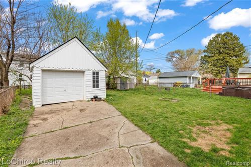 Tiny photo for 705 CHANNING ST, Ferndale, MI 48220-3514 (MLS # 40163463)