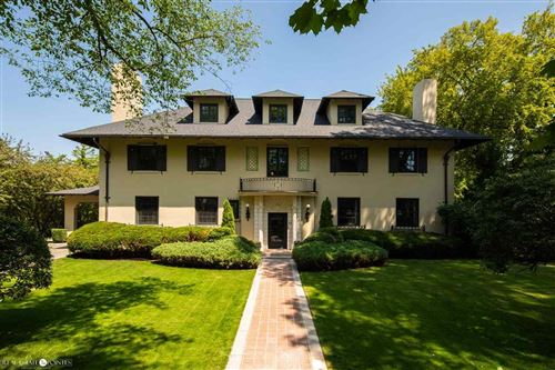 Photo of 166 Cloverly Road, Grosse Pointe Farms, MI 48236 (MLS # 50021464)