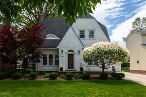 Photo of 841 Fisher Road, Grosse Pointe, MI 48230 (MLS # 31379476)