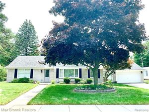 Tiny photo for 25125 ROSS DR, Redford, MI 48239-3364 (MLS # 21629478)