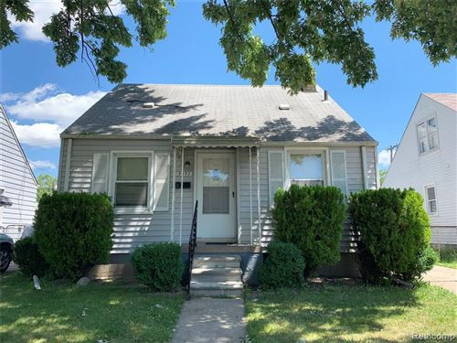 Photo of 19693 ELKHART ST, Harper Woods, MI 48225-2231 (MLS # 21630480)