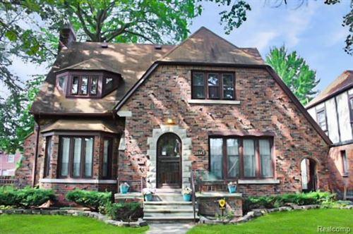 Photo of 15343 GRANDVILLE AVE, Detroit, MI 48223-1708 (MLS # 40150484)
