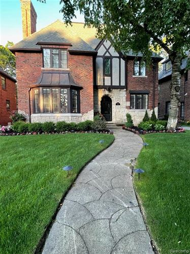 Photo of 19570 STRATFORD RD, Detroit, MI 48221-1899 (MLS # 40234484)