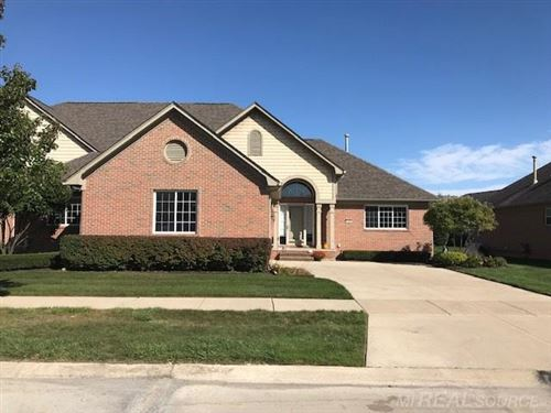 Photo of 33859 AuSable Drive, New Baltimore, MI 48047 (MLS # 31397487)