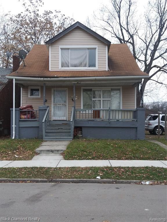 19225 STOTTER ST, Detroit, MI 48234-4624 - #: 40008491