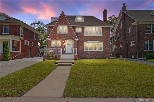 Photo of 1675 CHICAGO BLVD, Detroit, MI 48206-1734 (MLS # 40204492)