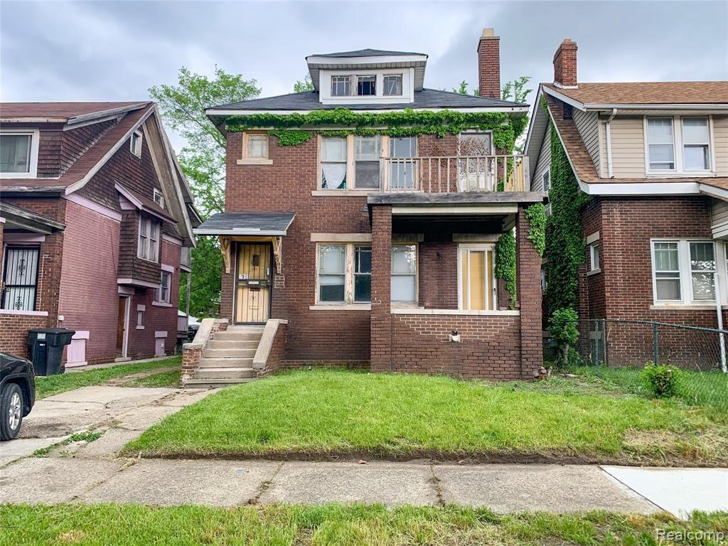 4016 BLAINE ST, Detroit, MI 48204 - #: 40040492