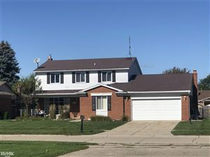 Photo of 14265 Four Lakes, Sterling Heights, MI 48313 (MLS # 31397494)