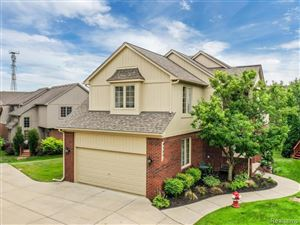 Photo of 4300 FOUR SEASONS CRT, Shelby Township, MI 48316-1398 (MLS # 30776499)