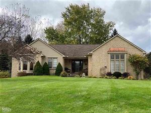 Photo of 69015 Brookhill, Romeo, MI 48065 (MLS # 31385501)