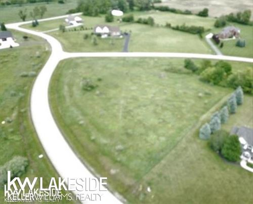 Photo of Parcel 7 Whtiney Erin Ct, Almont Township, MI 48003 (MLS # 50015503)