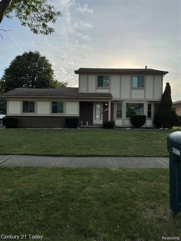 39321 FAITH DR, Sterling Heights, MI 48310-2489 - #: 40234503