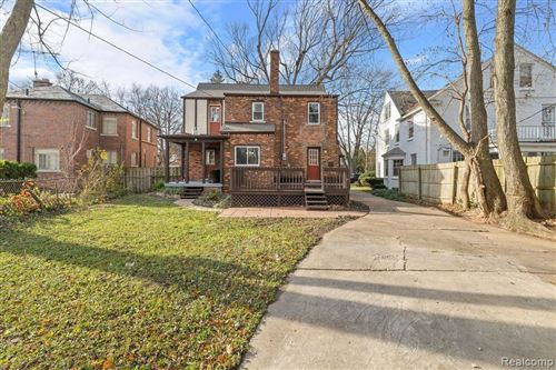 Tiny photo for 14566 WOODMONT AVE, Detroit, MI 48227-1439 (MLS # 40125506)