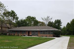Photo of 1677 WILLOWOOD RD, Rochester Hills, MI 48307-4354 (MLS # 30773515)