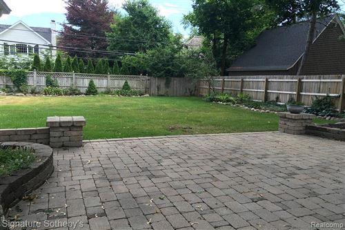 Tiny photo for 384 PURITAN AVE, Birmingham, MI 48009-1264 (MLS # 40169515)