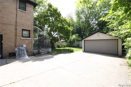 Tiny photo for 2041 LONGFELLOW ST, Detroit, MI 48206-2080 (MLS # 40180516)