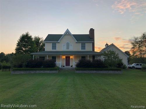 Photo of 1377 ROODS LAKE RD, Lapeer, MI 48446-8361 (MLS # 40115522)