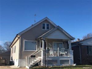 Photo of 28125 ELMDALE ST, Saint Clair Shores, MI 48081-1482 (MLS # 21561523)