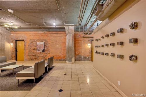 Tiny photo for 6533 E JEFFERSON AVE, Detroit, MI 48207-4458 (MLS # 40244523)