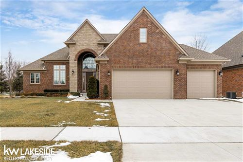 Photo of 54958 Lawson Creek, Shelby Township, MI 48316-3176 (MLS # 50004524)