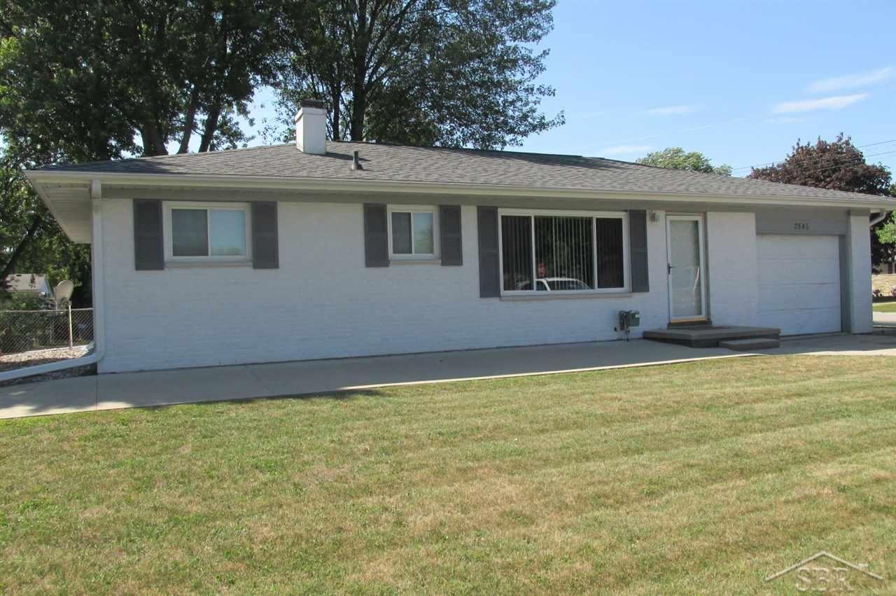 2845 Clayburn Rd., Saginaw, MI 48603 - MLS#: 50021529