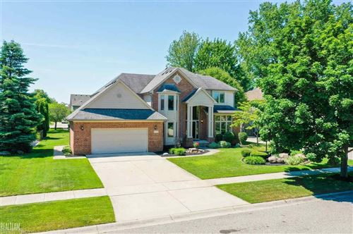 Photo of 14110 Silent Woods, Shelby Township, MI 48315 (MLS # 50015533)