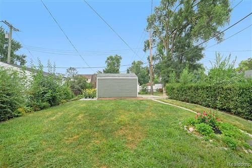 Tiny photo for 751 W CAMBOURNE ST, Ferndale, MI 48220-1270 (MLS # 40165539)