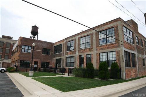 Photo of 5766 TRUMBULL ST, Detroit, MI 48208-1776 (MLS # 40103542)
